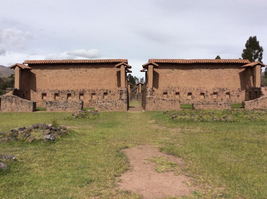 Raqchi Inca temple day tour Cusco Peru