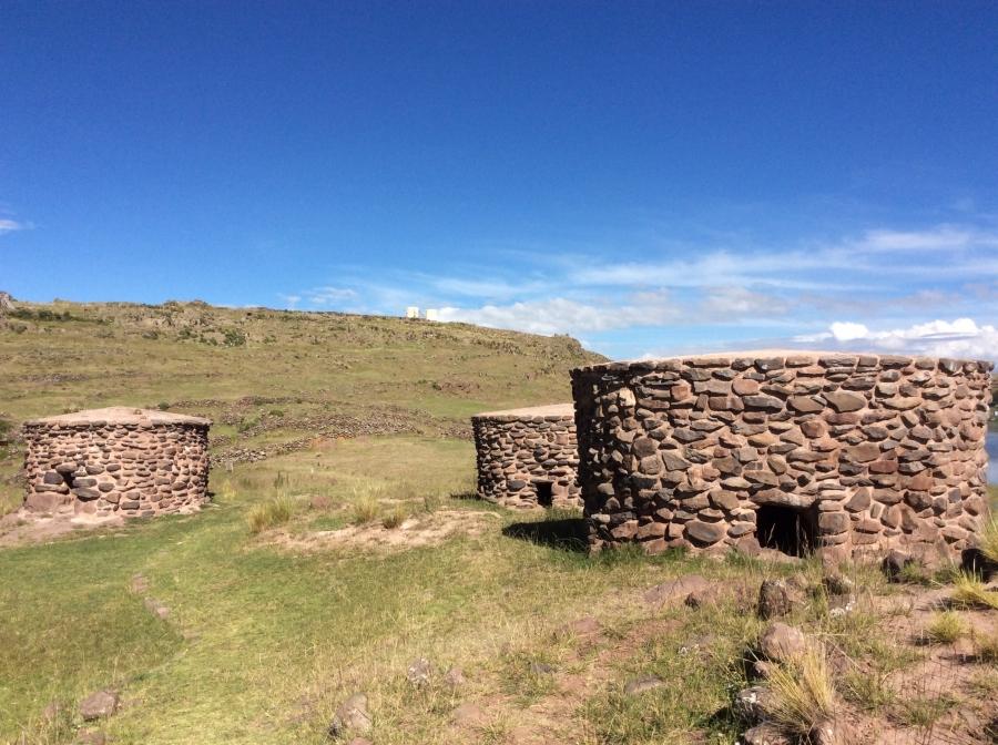Sillustani tour from Cusco Peru