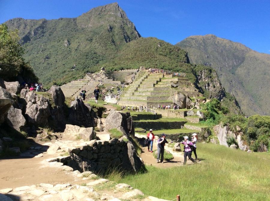 full day Machupicchu in Peru