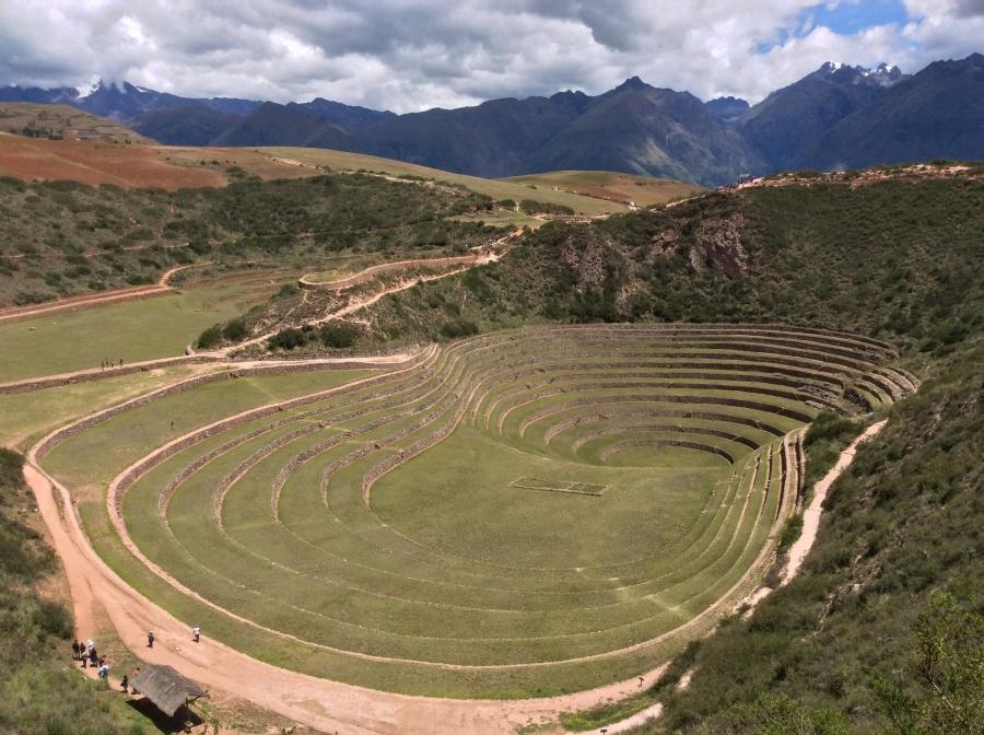 day tour Moray Cusco Peru