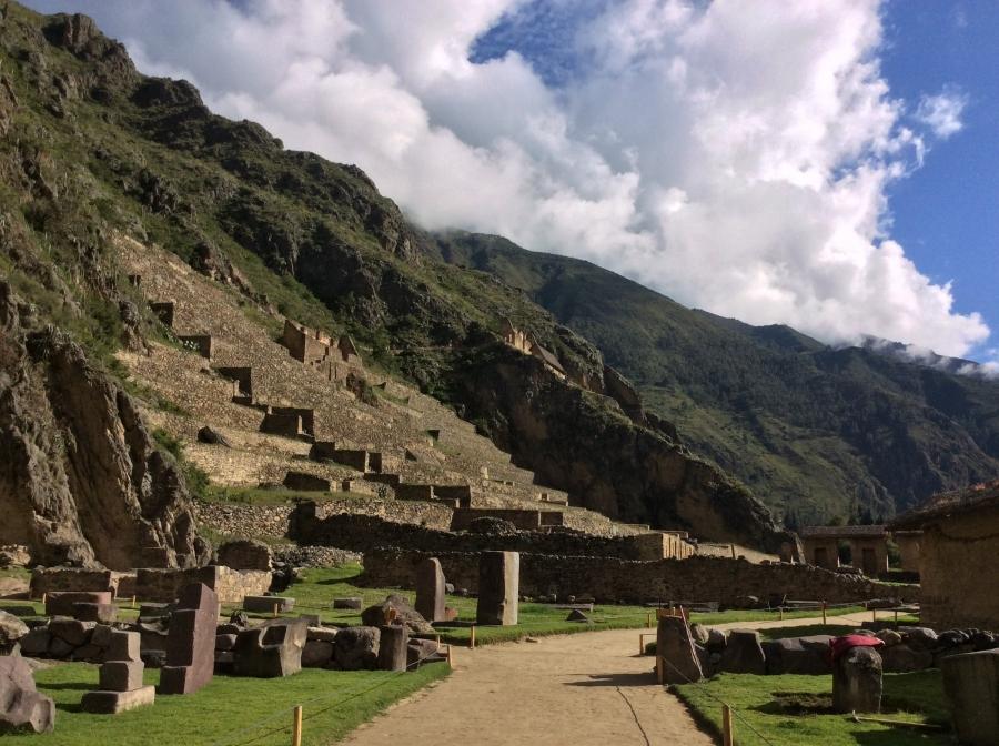 Ollantaytambo day tour Inca site Cusco