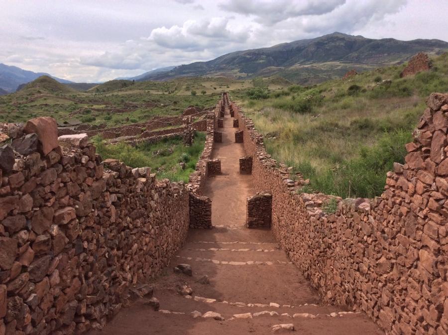 Tipon pre-Inca site day tour Cusco