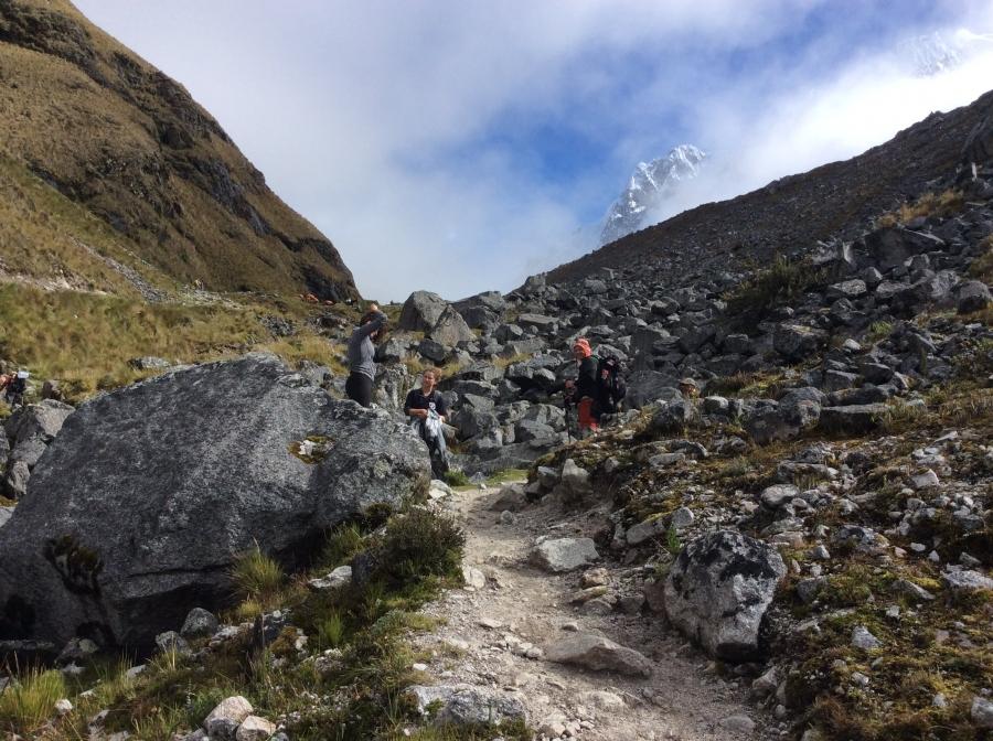 Salkantay adventure Cusco Machupicchu