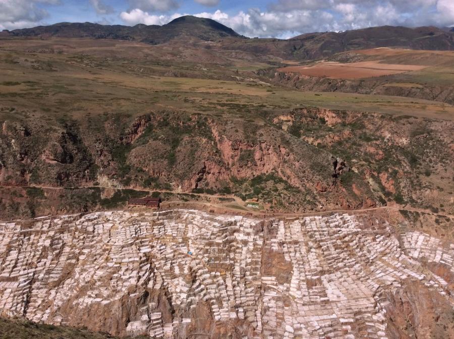 salt mine Maras day tour Cusco