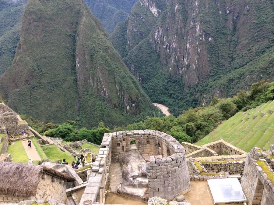 Machupicchu day trip from Cusco