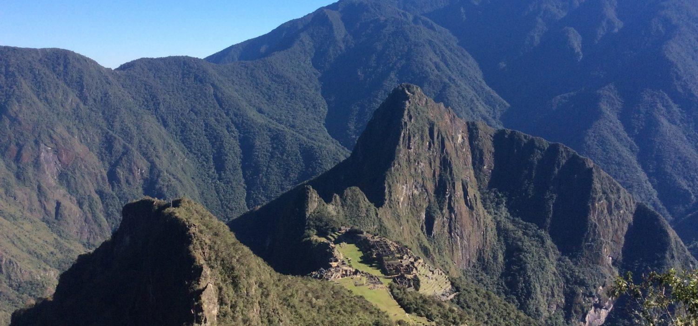 Machupicchu private day tour in Peru