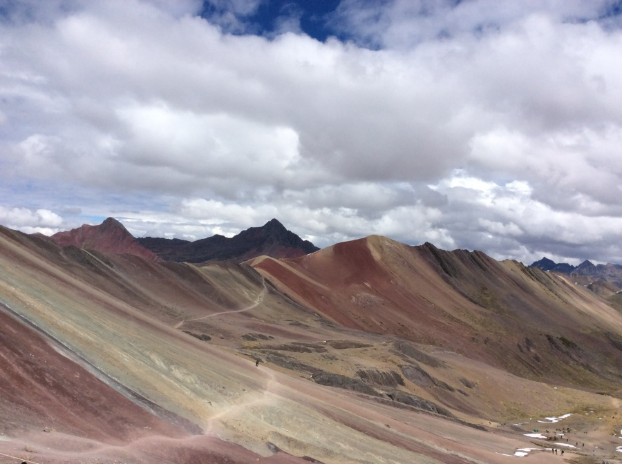 Vinicunca rainbow mountain  tour Cusco