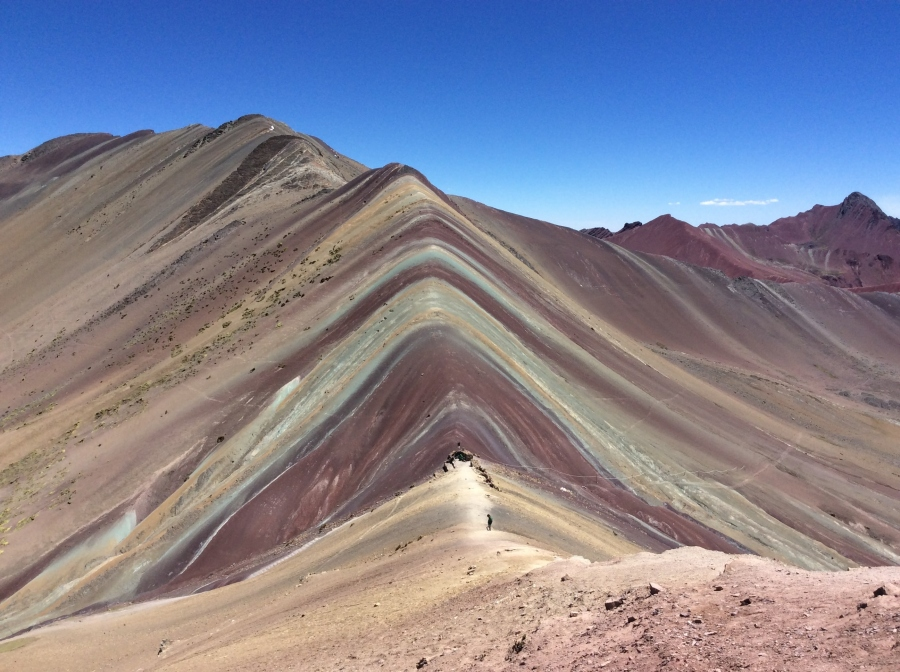 rainbow mountain Cusco day trip