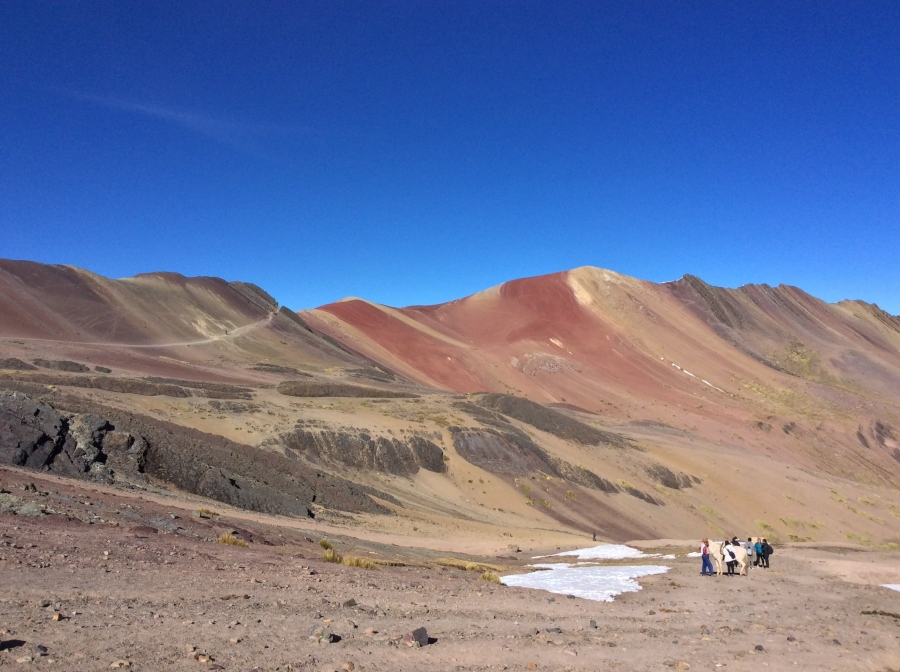 full day Vinicunca rainbow mountain from Cusco