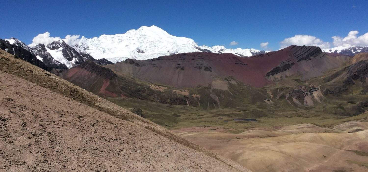 Vinicunca trekking rainbow mountain for 2 days in Peru