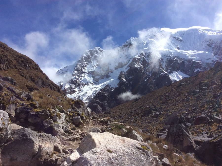 Salkantay trekking with Machupicchu in 3 days