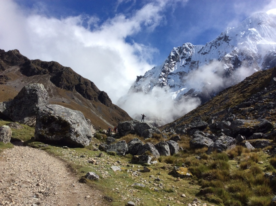 Salkantay trekking Peru 3 days