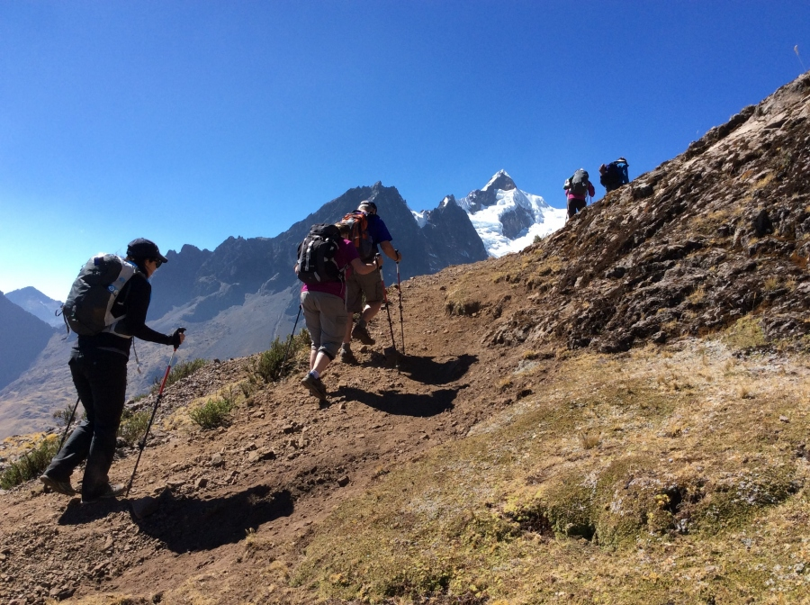 trekking Lares for 3 days in Peru