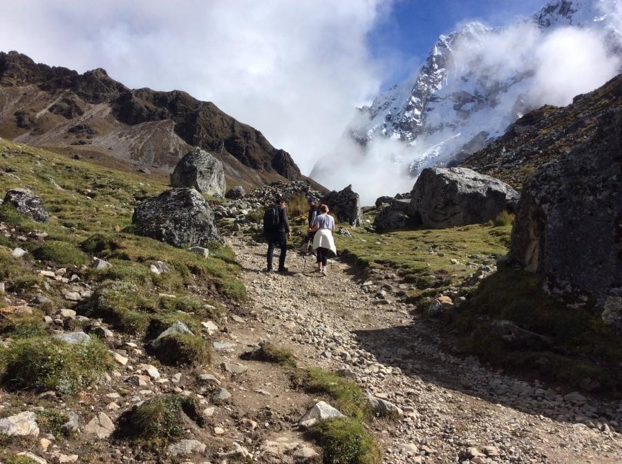 Salkantay trek adventure 3 days Peru