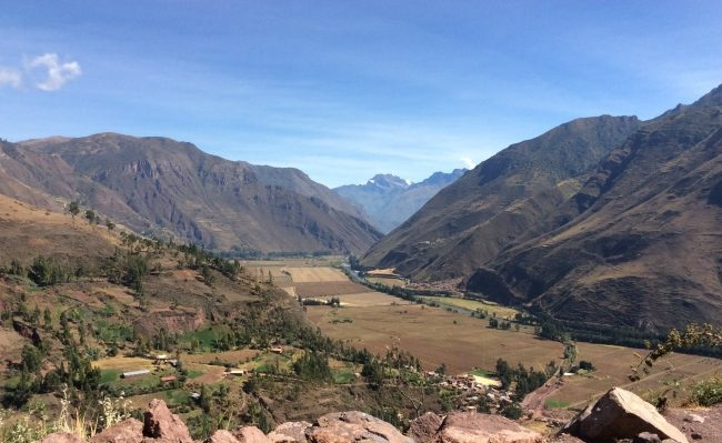 Sacred valley day tour to Machupicchu in Peru