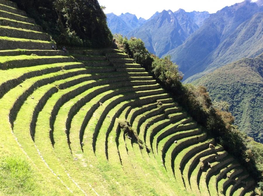 famous Inca trail 2 days Machupicchu
