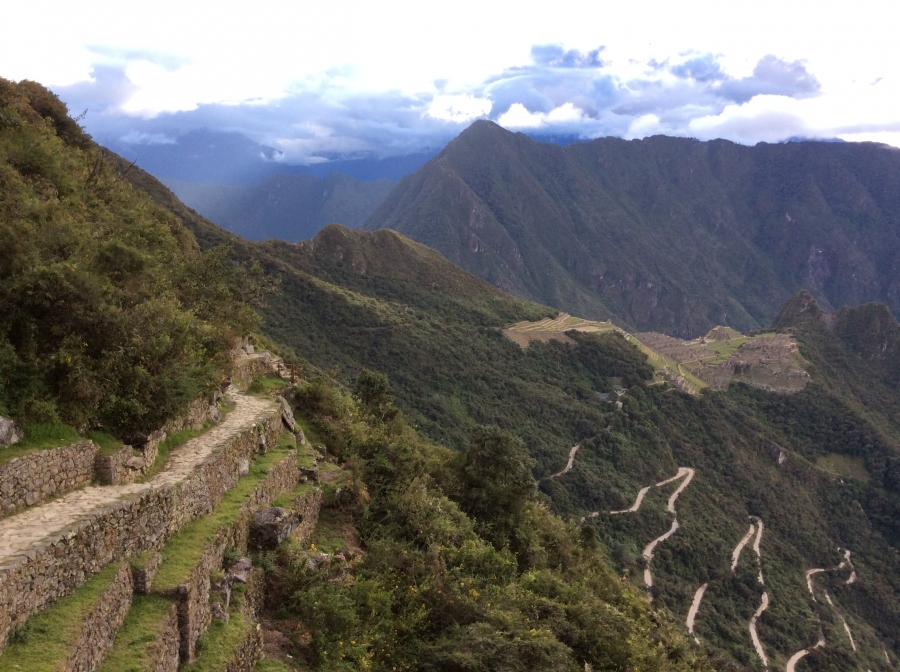 Machupicchu short Inca 2 days with camping