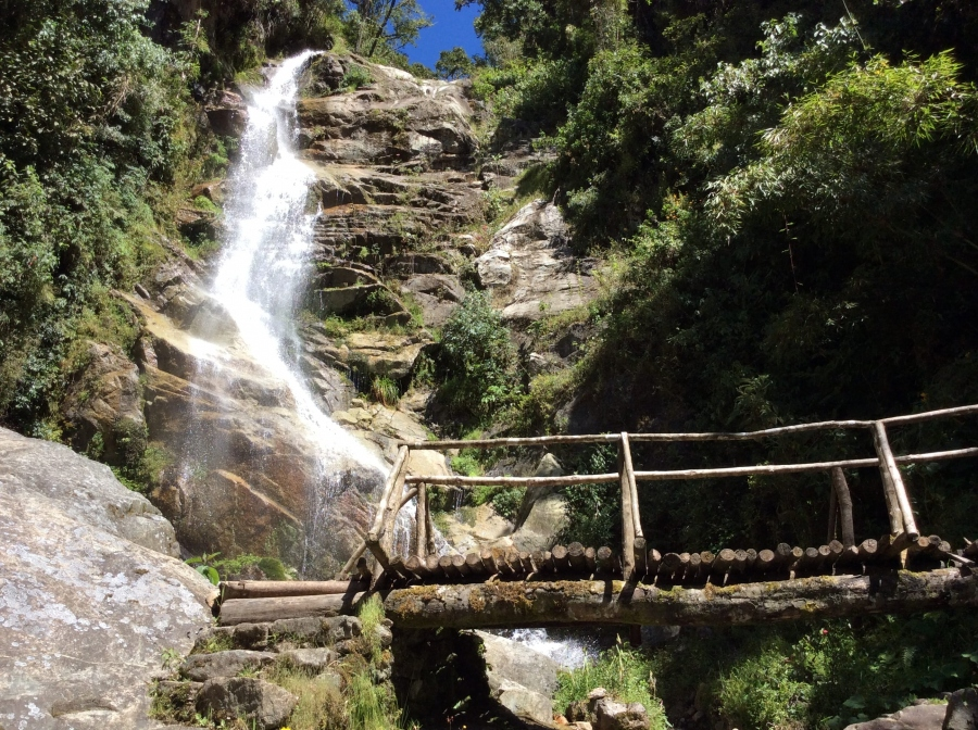 Inca trail hike short 2 days Machupicchu