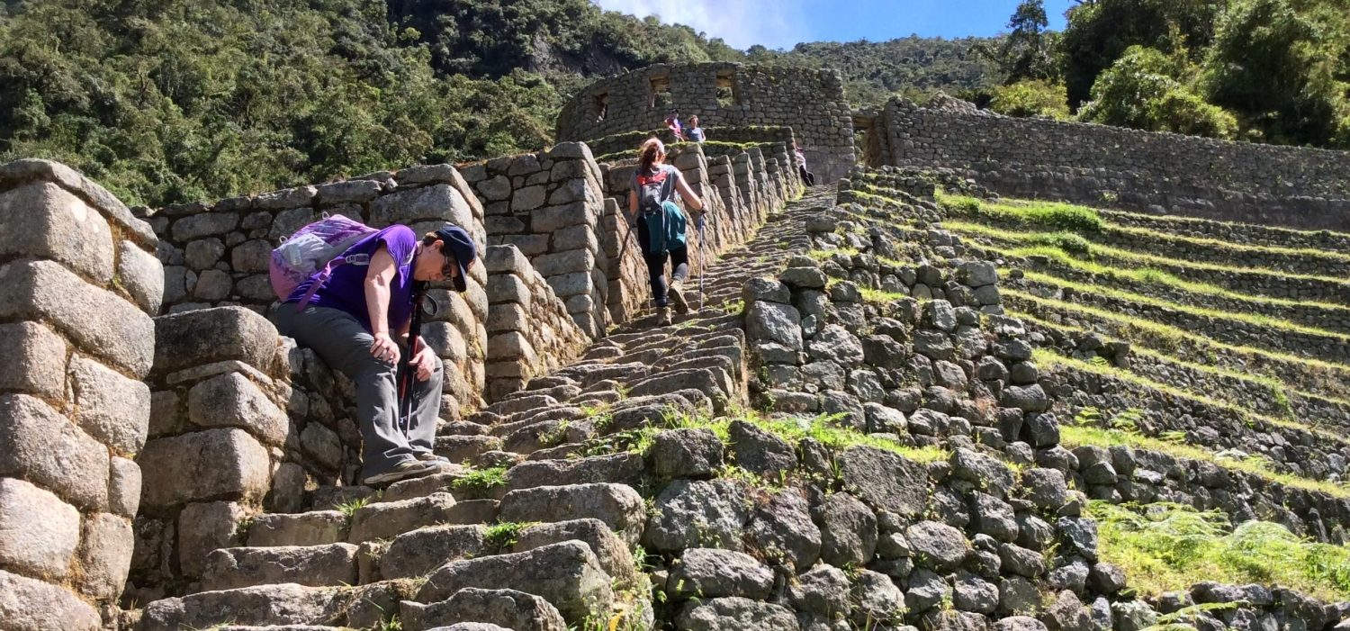 2 days Inca trail short to Machupicchu