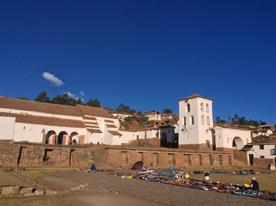 Chincheros Inca site day tour Cusco
