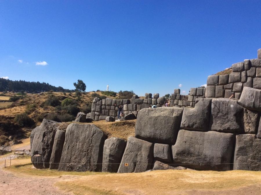 city tour Cusco with Sacsayhuaman Inca site