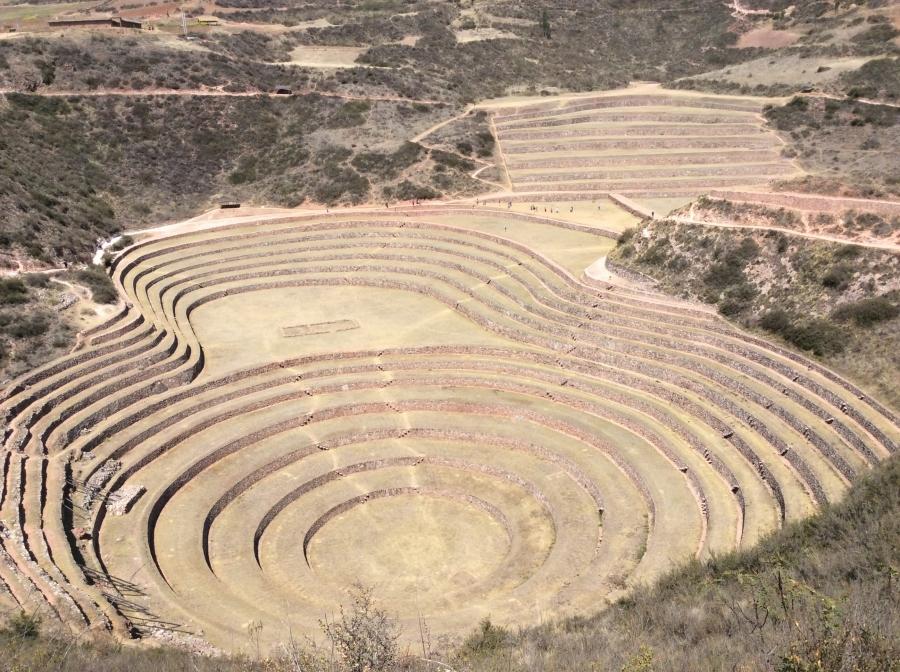 Moray day tour Cusco Peru