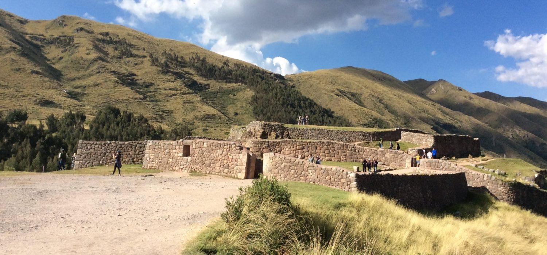 Qenqo Inca site with city tour Cusco