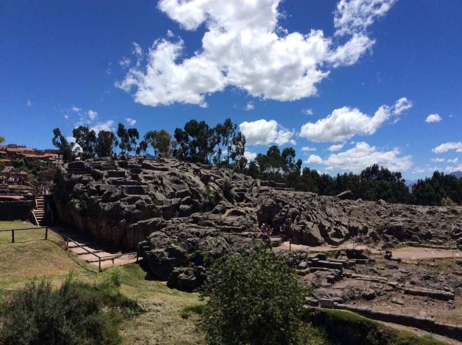 Inca site Qenqo with city tour Cusco