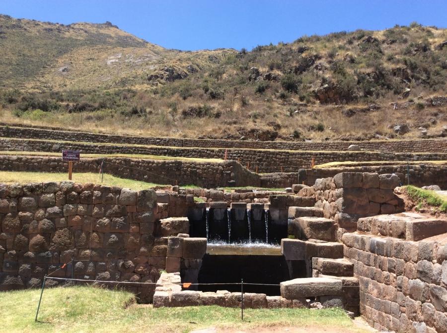 Tipon day tour Cusco Peru