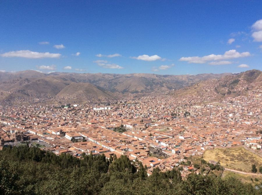 city tour Cusco Peru