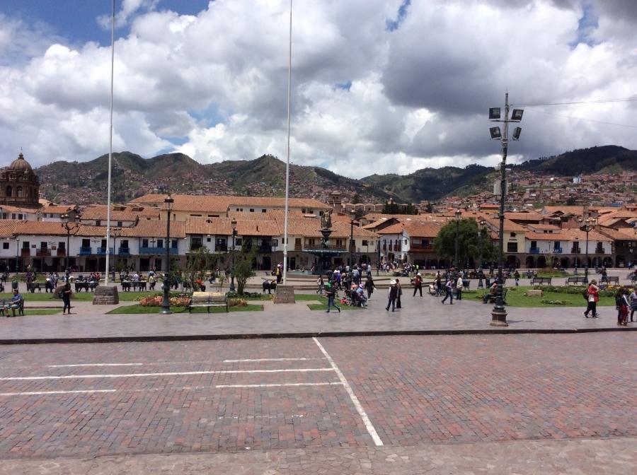 city tour Cusco in Peru country