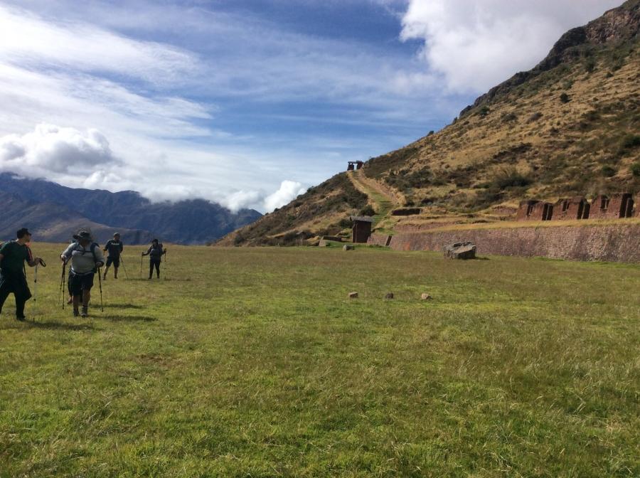 Huchuy Qosqo trekking in Peru trip 12 days