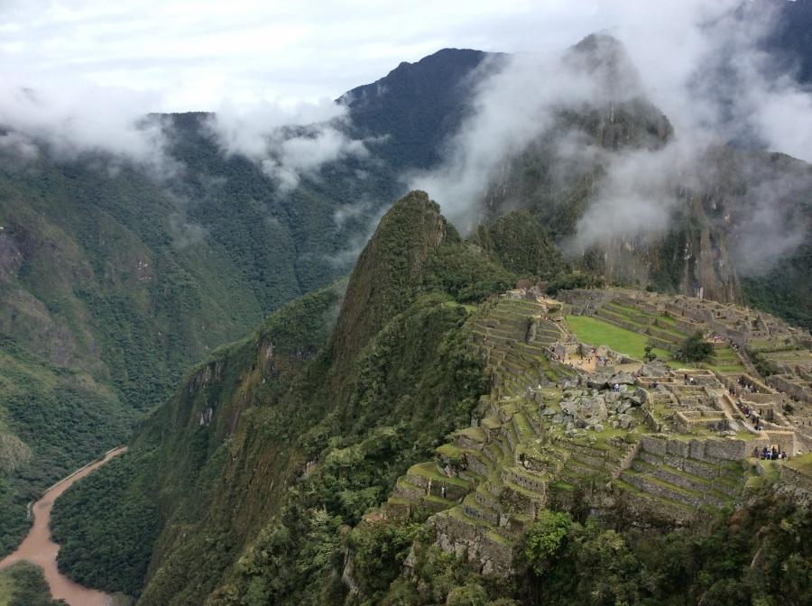 Machupicchu Peru package tours