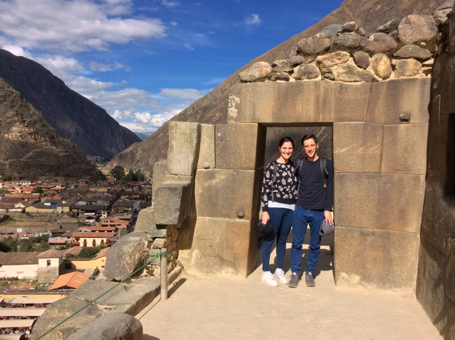 Ollantaytambo Inca site tour with 8 days in Peru