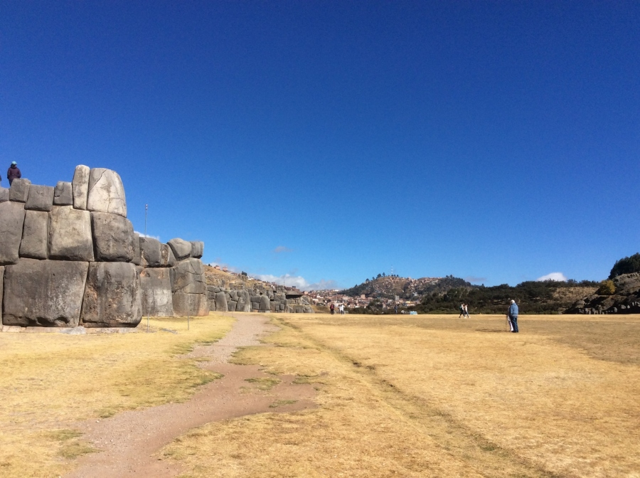 Sacsayhuaman Inca site tour with Peru package 8 days