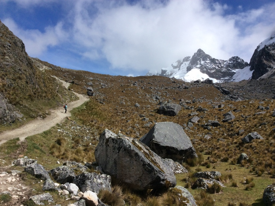 Salkantay trail to Machupicchu for 5 days
