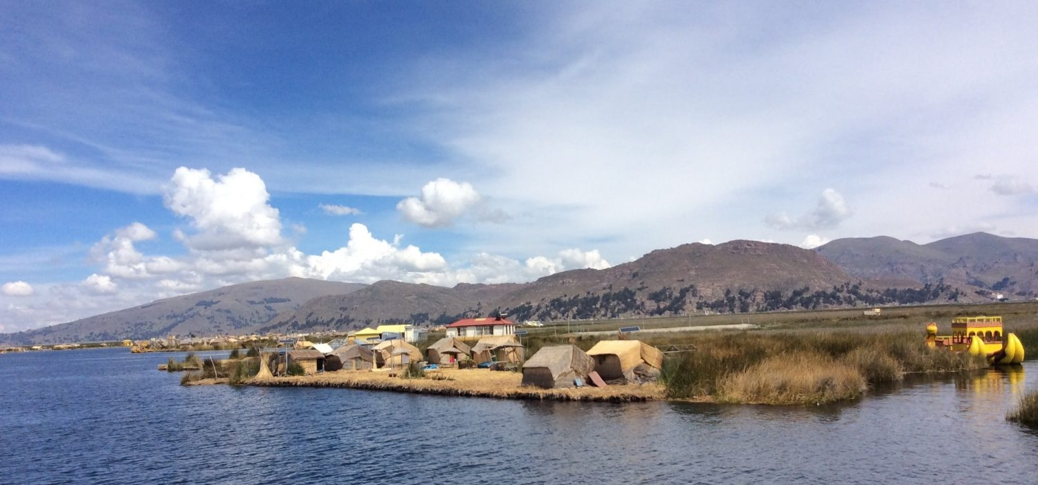 Uros island tour with Peru package tour in 8 days