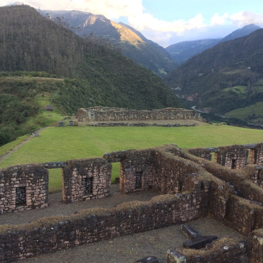 Vilcabamba trekking adventure to Machupicchu