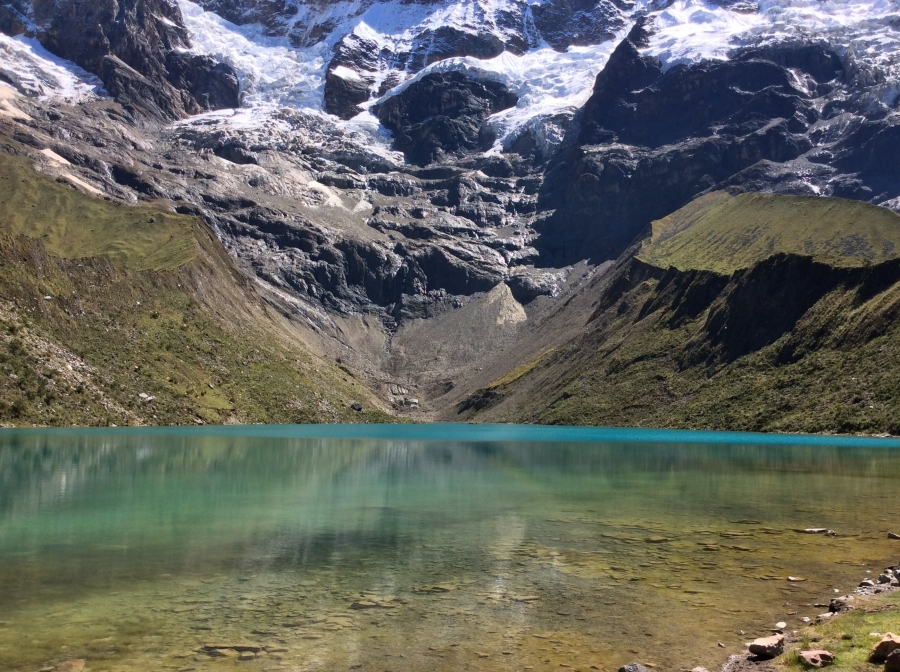 one day tour to Humantay lake in Peru
