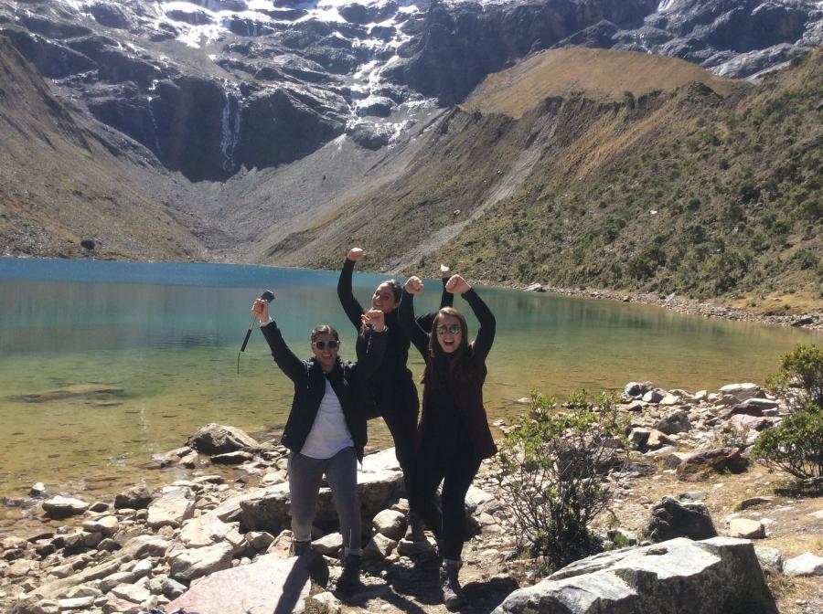 tour to Humantay lake in Cusco Peru