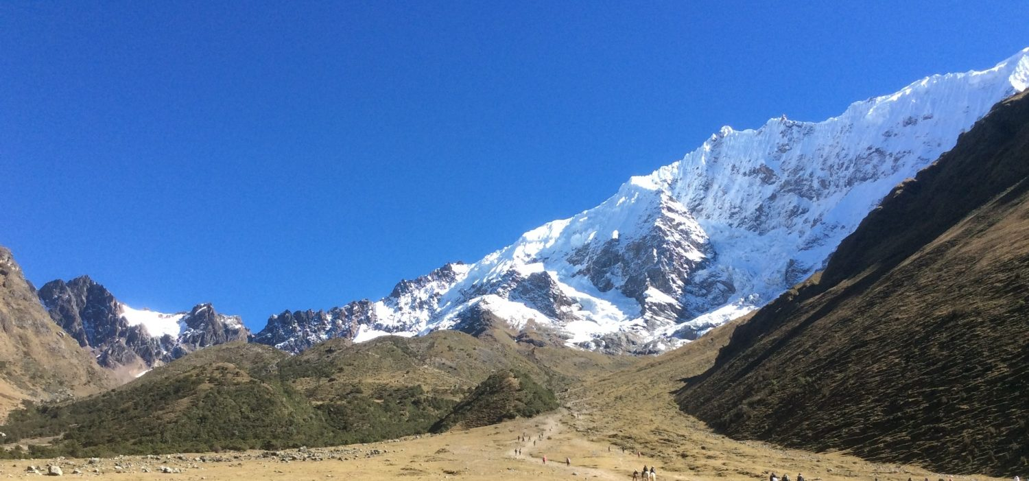 day tour to Humantay lake from Cusco