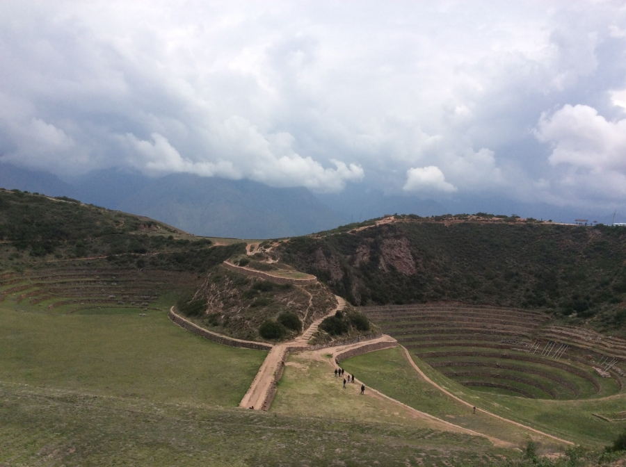 Moray Inca site tour with Peru package tour
