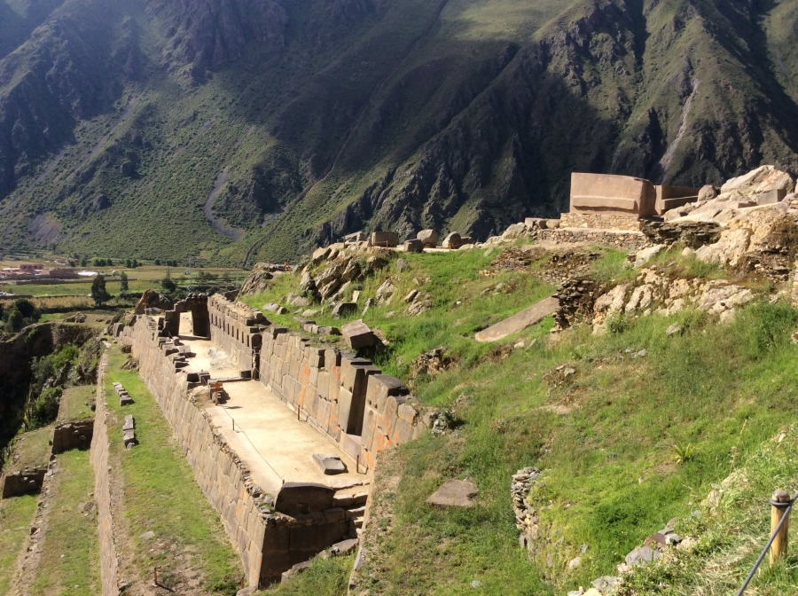 tour Ollantaytambo with Peru trip for 10 days