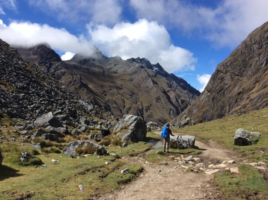 Salkantay adventure trekking to Machupicchu 5 days