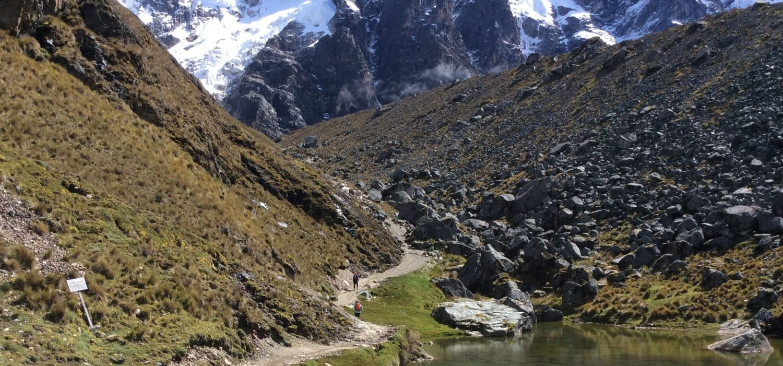 Salkantay hiking adventure to Machupicchu 5 days