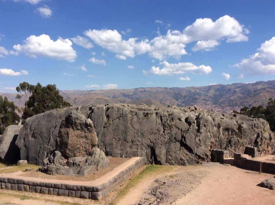 Qenqo Inca site tour Cusco