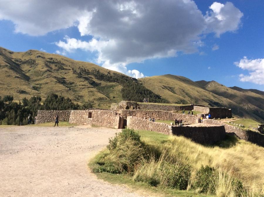 Pucapucara Inca site day tour Cusco
