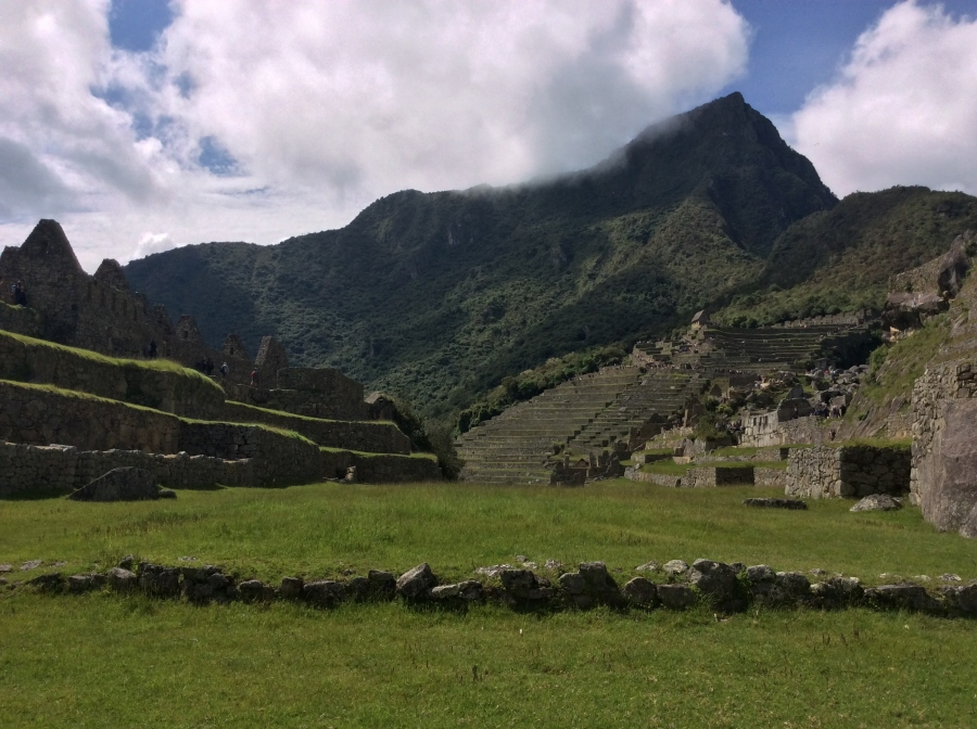 Machupicchu tour with sun gate hike