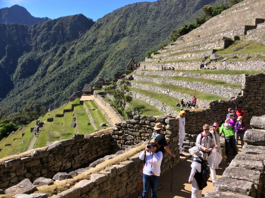 Peru package tour with Machupicchu for 7 days