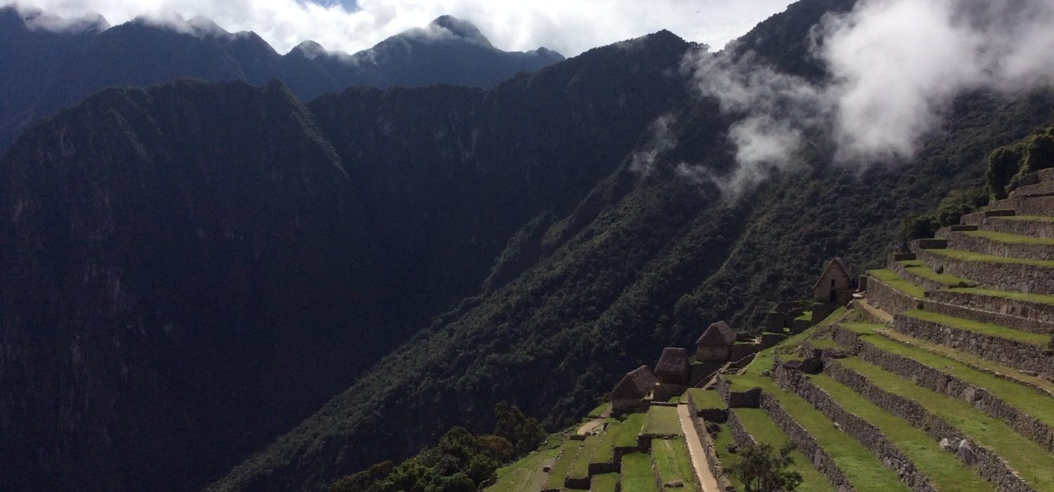 Machupicchu tour with sun gate hike in Perú